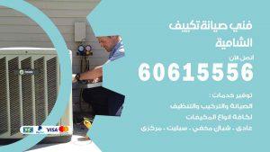 فني صيانة تكييف الشامية